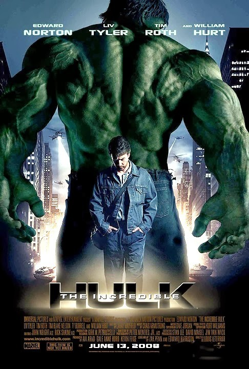 The Incredible Hulk (DVDRip Español Latino) (2008)