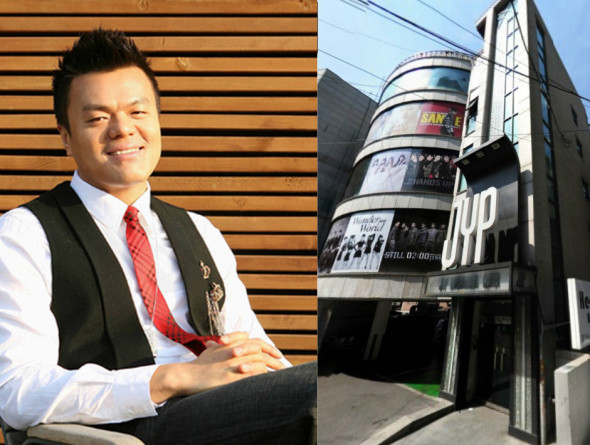 Park Jin Young vende el edificio de JYP Entertainment por...