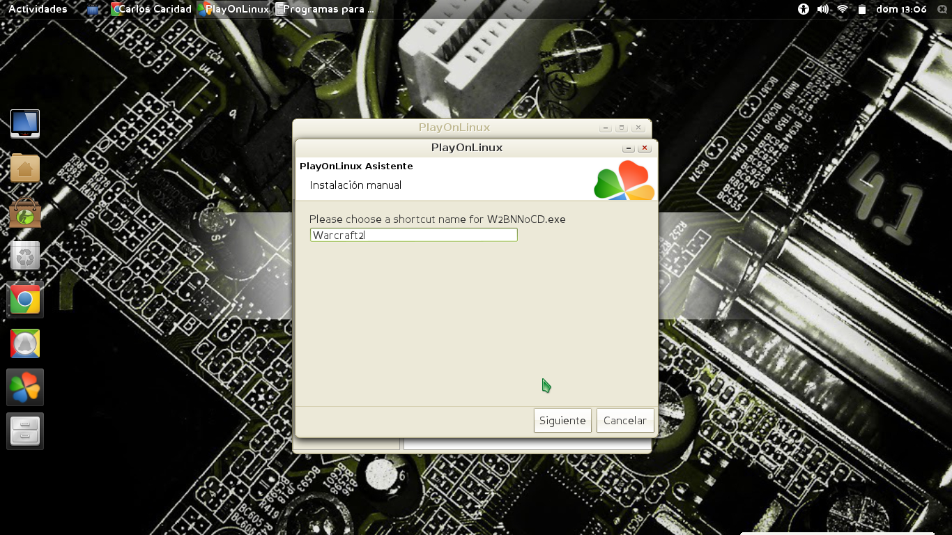 PlayOnLinux Abandonware Post 1