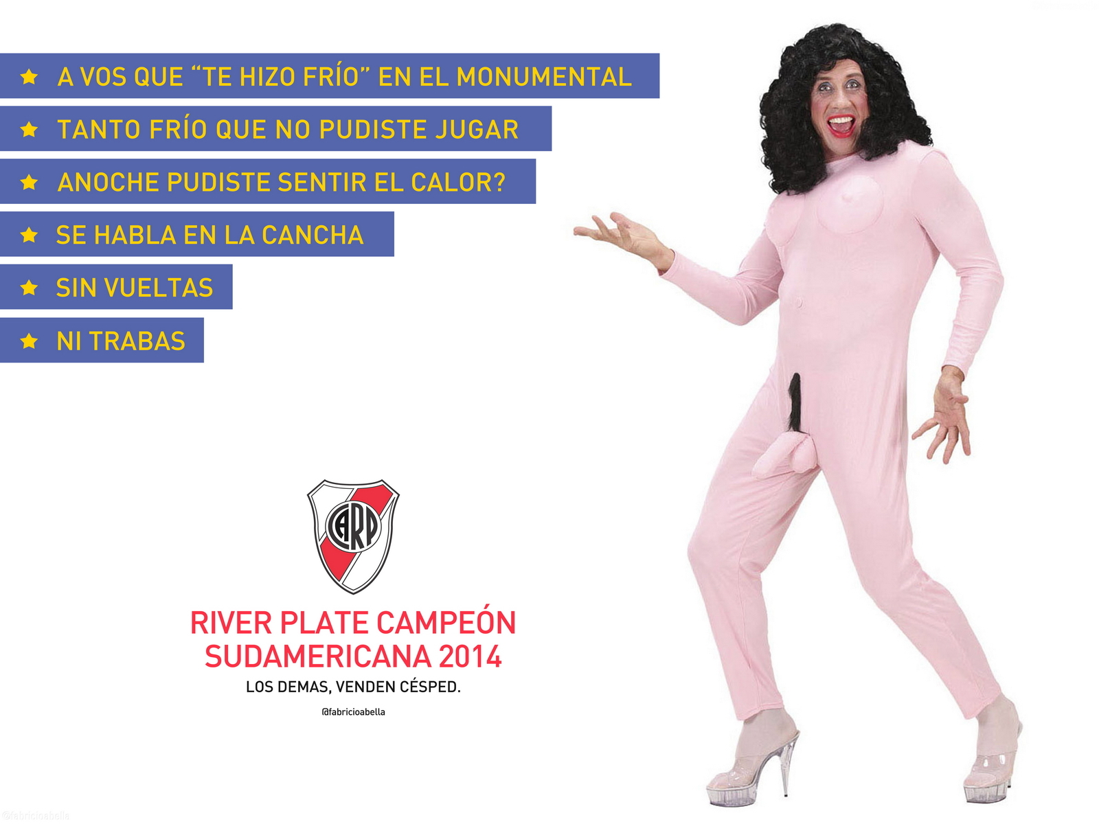 Afiches River Plate