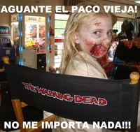 #TaringaPics #Shout #Jajajaja   The Walking Dead