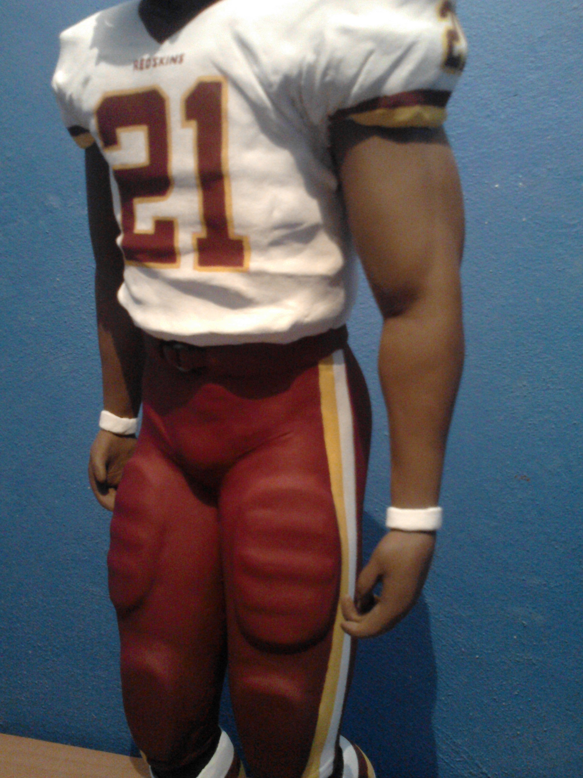 NFL Redskins 21