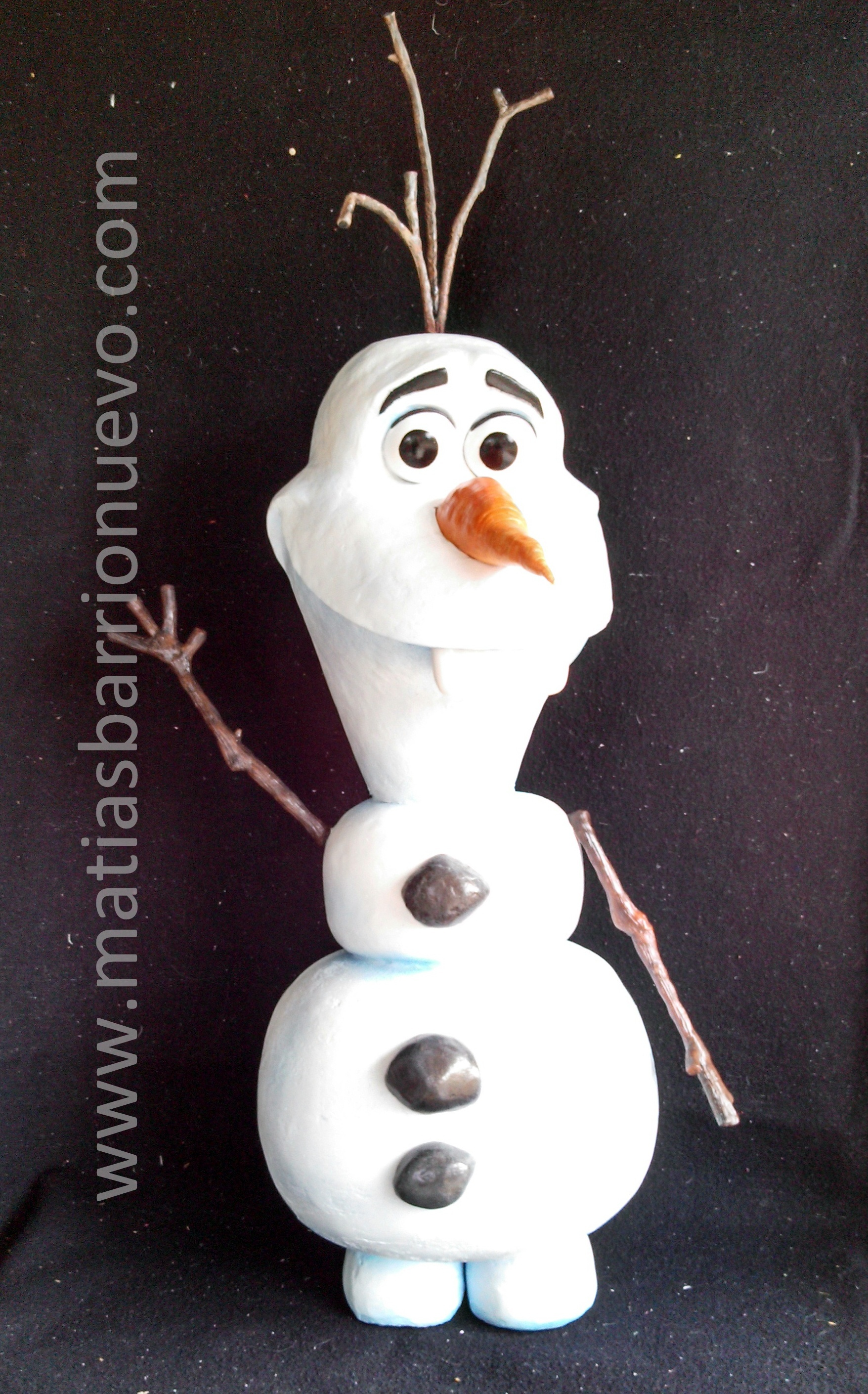 Olaf Frozen - Tamaño real