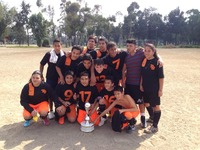 Tepisoccer Campeon 2014