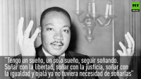 Martin Luther King grande hombre!