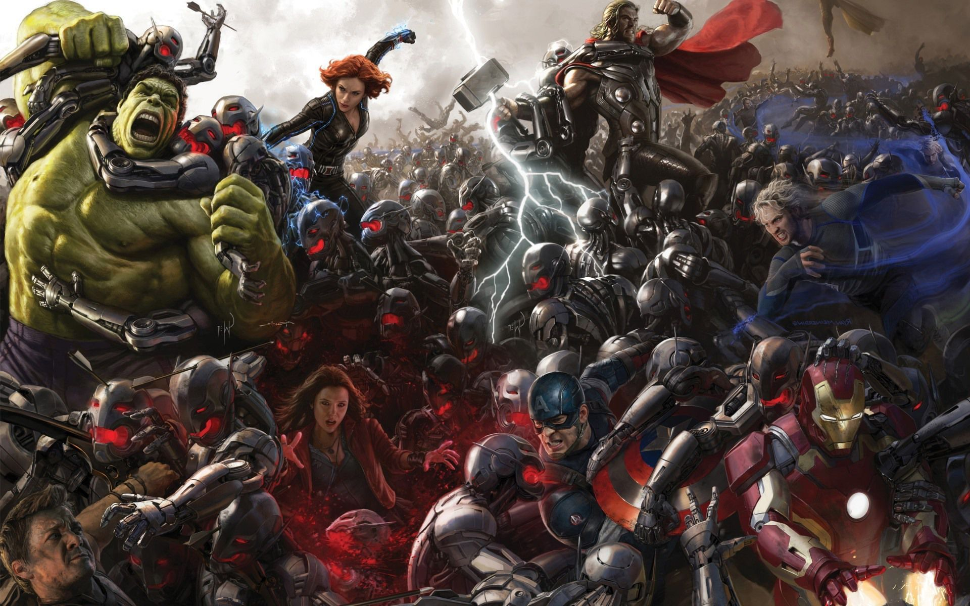Avengers 2 Age of Ultron: 7 cambios simples que la salvarian