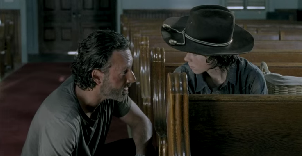 "The Walking Dead 5x02 ''Strangers"" Promo,Sneak Peeks y Spoilers EE9"