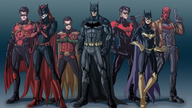 Familia Batman