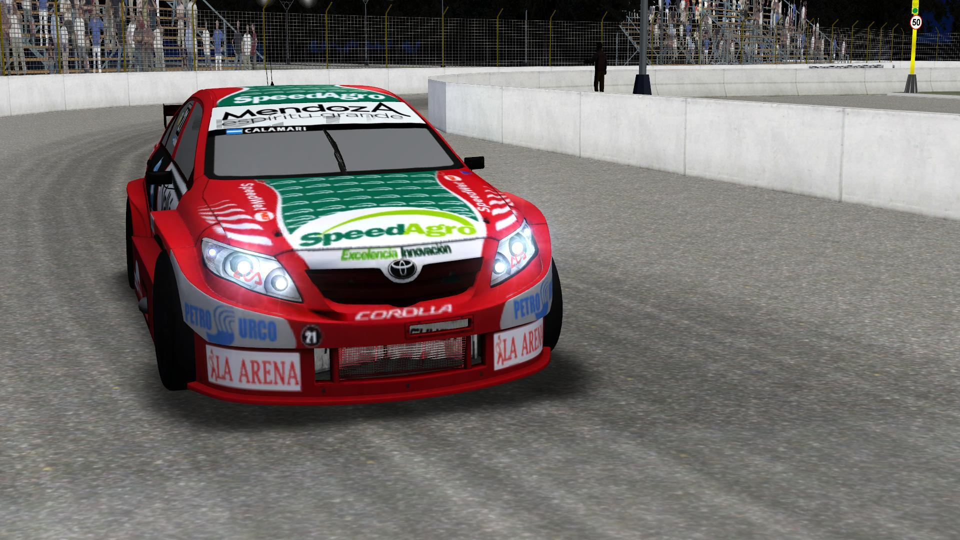 Simulador Super TC 2000 Racing [Todas las temporadas]