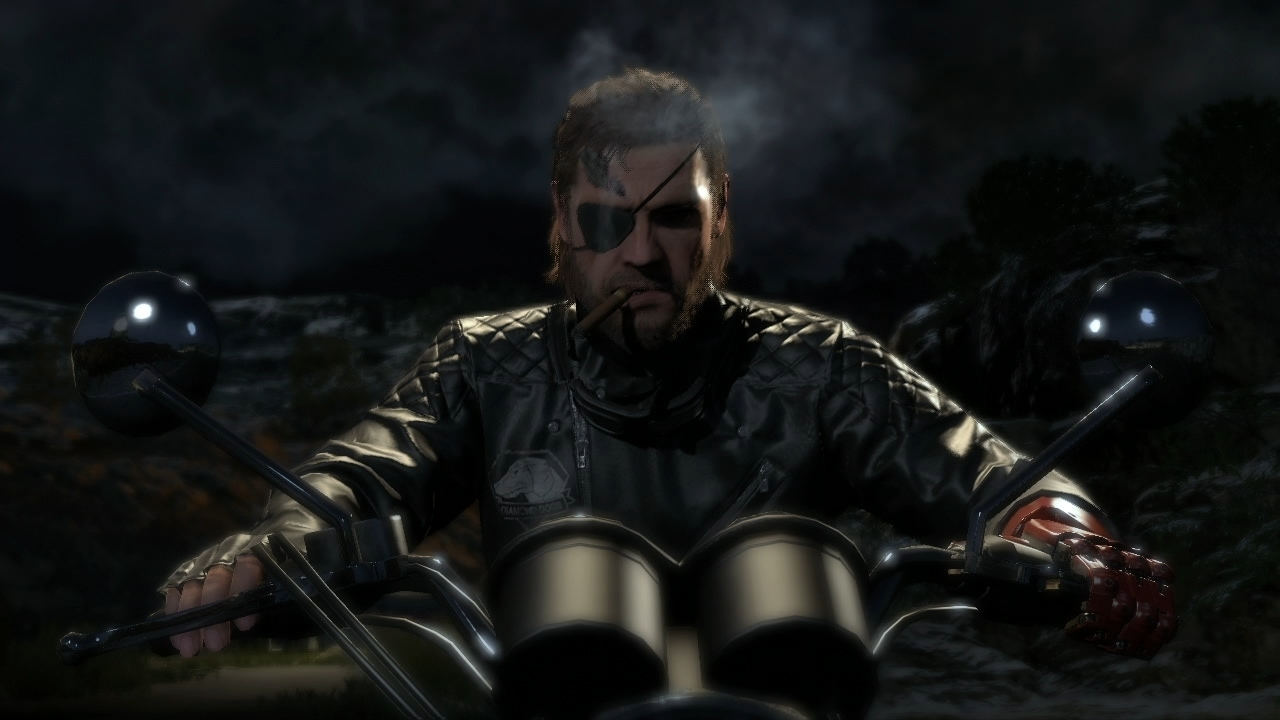 Metal Gear Solid V: Ground Zeroes para PC a 60 FPS!