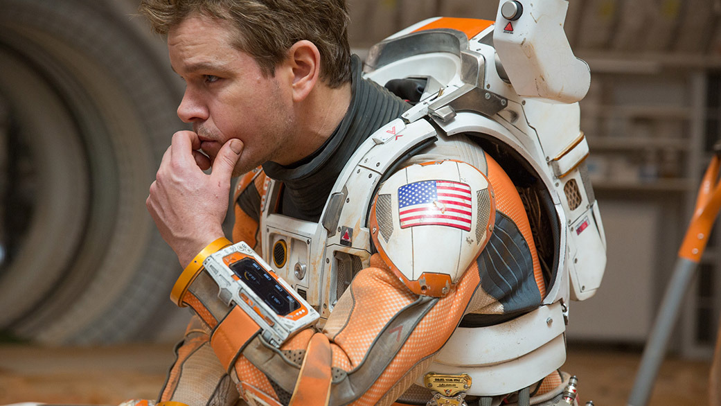 The Martian, 9 Tecnologias de la NASA reales