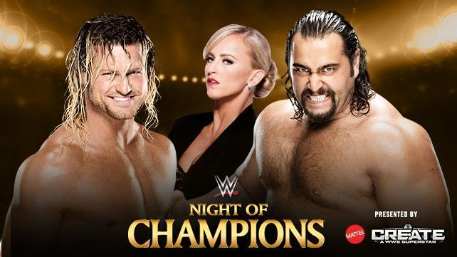 Predicciones para WWE Night Of Champions 2015.