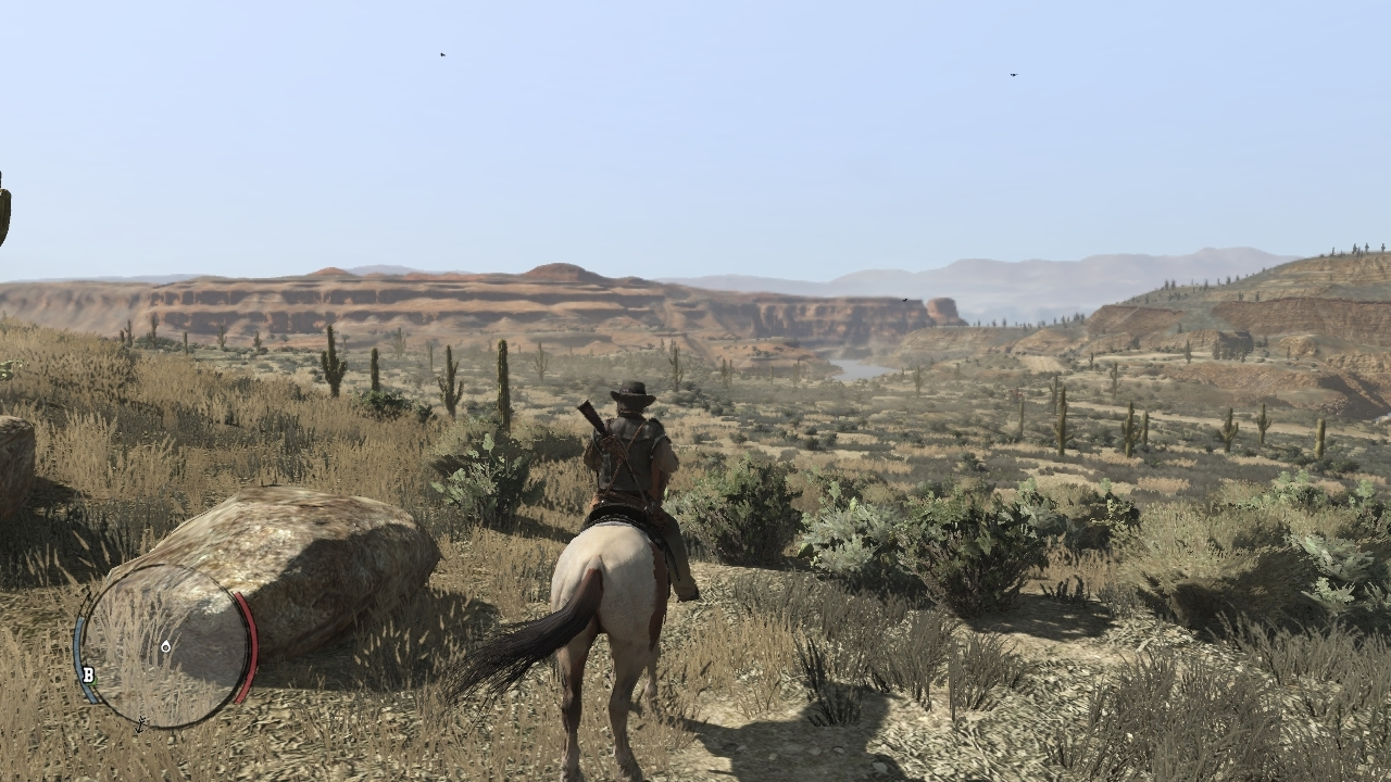 Capturas Red dead Redemption XBOX 360