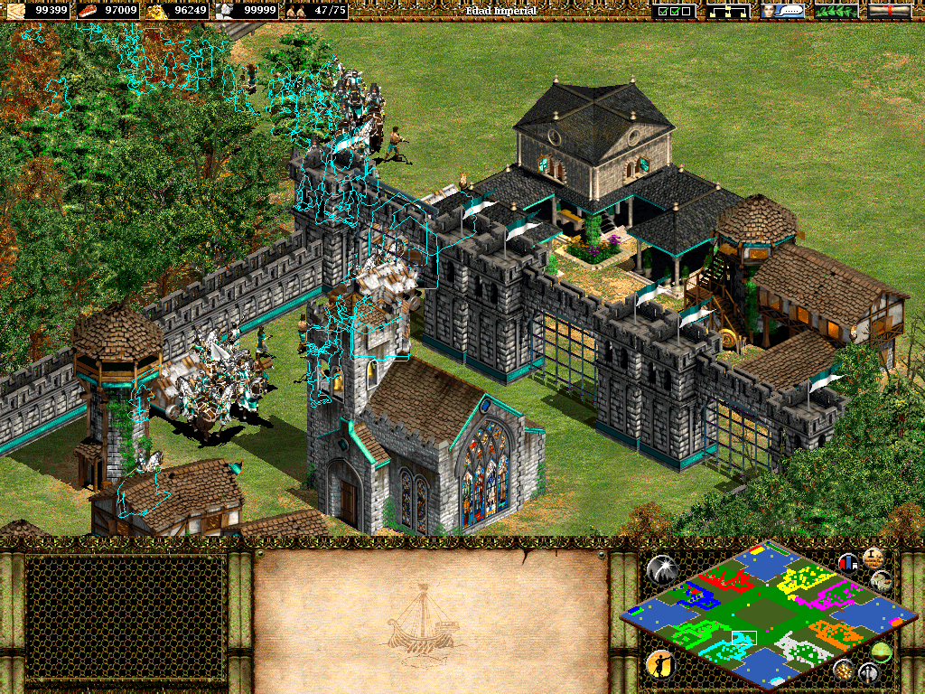 trucos age of empires 2 hd