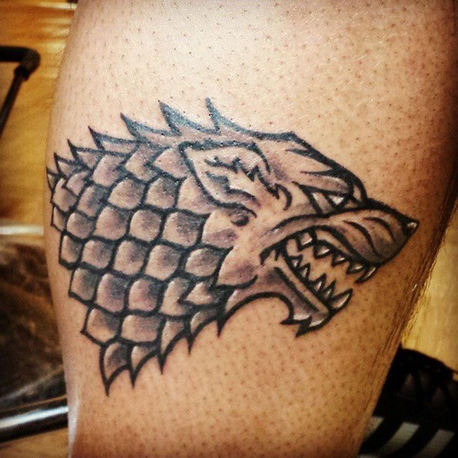 Mirate esto papu: Los tatuajes d Game Of Thrones mas copados