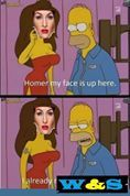 WWE y Los Simpsons