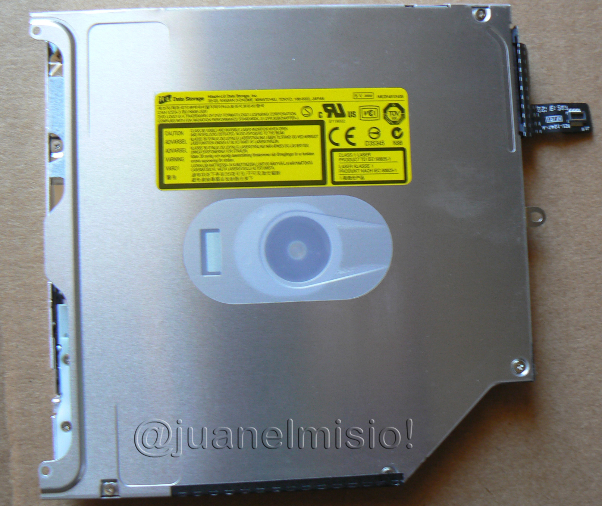 Desarmando MacBook Pro 13