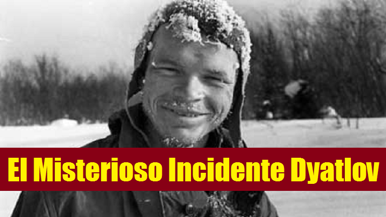 El Misterioso Incidente Dyatlov