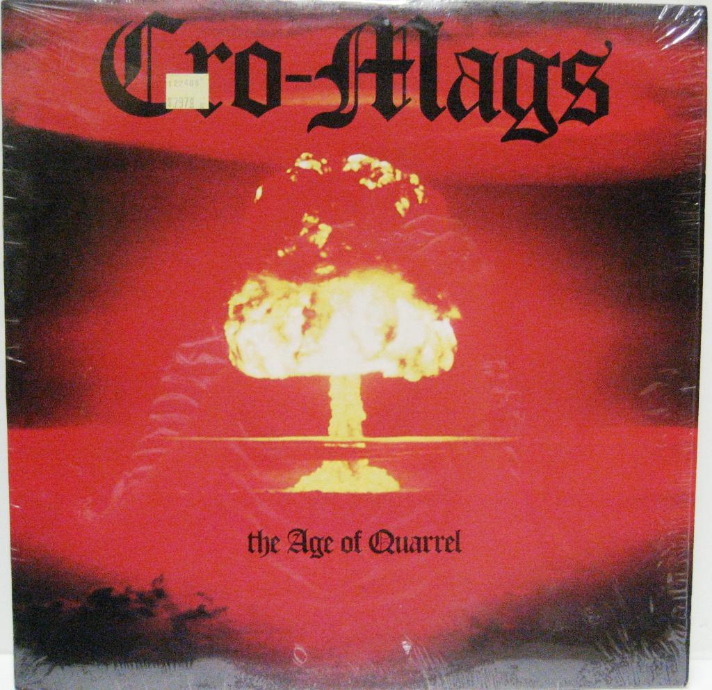 Cro-mags - The Age Of Quarrel (full album)