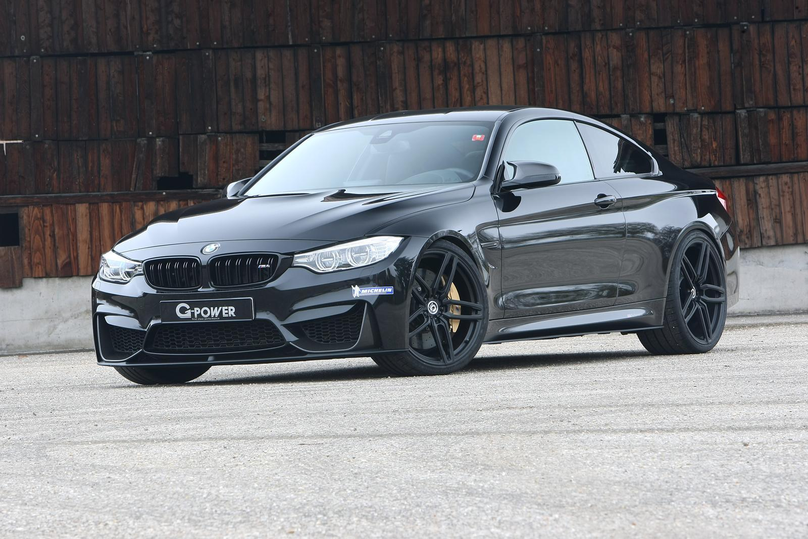 G-Power bmw M3 y bmw M4