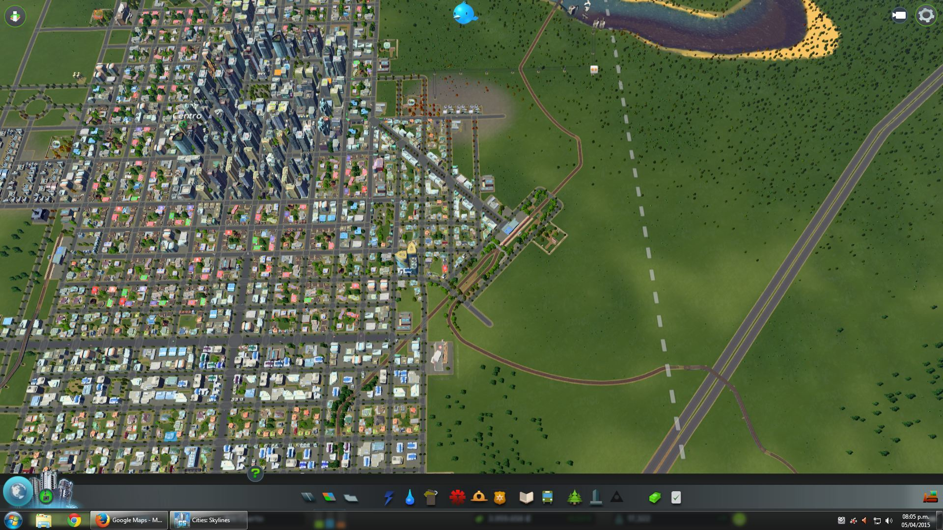 Estoy haciendo riv en el cities of skylines y te lo muestro off cities skylines gumiabroncs Gallery