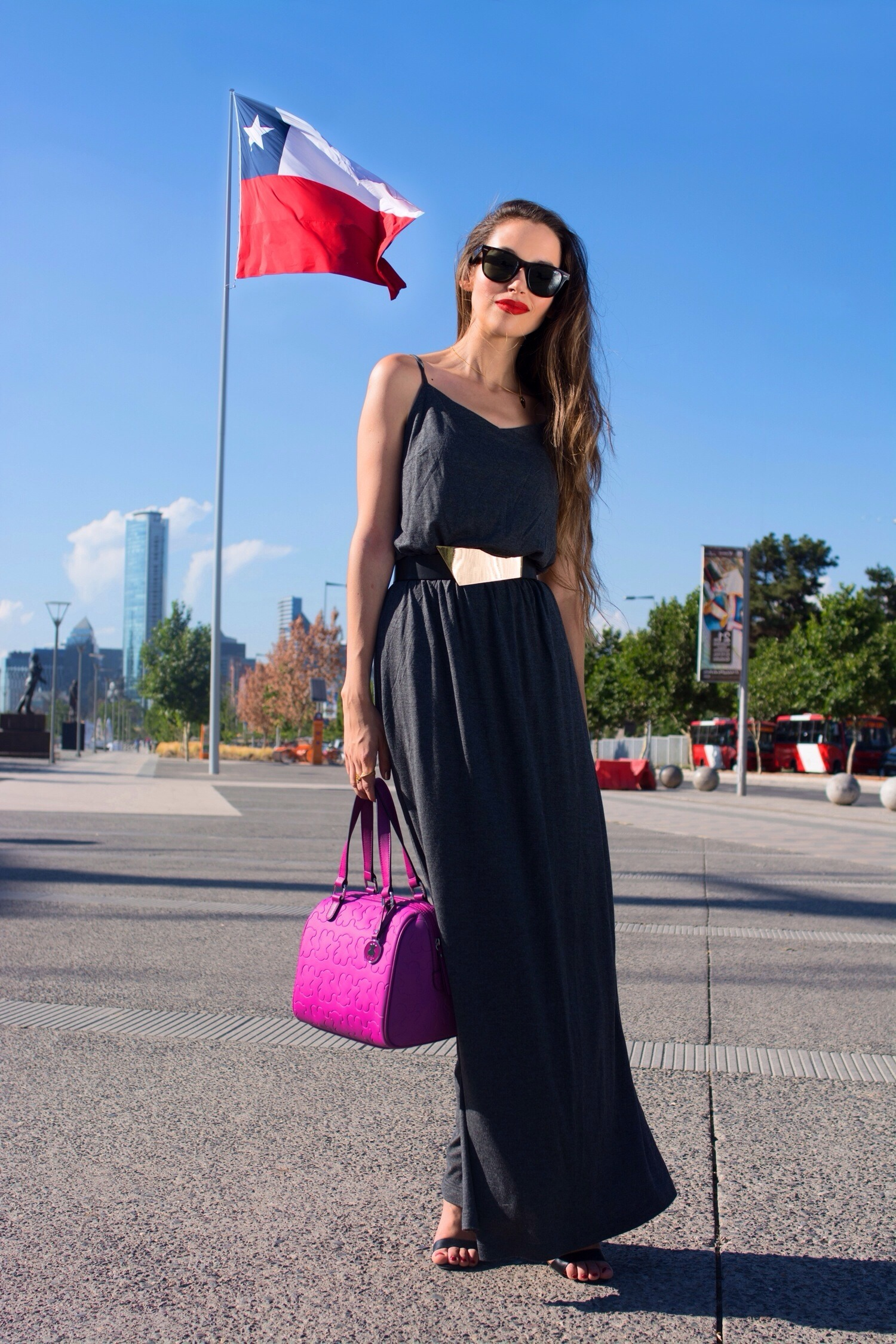 Nicole Putz - La blogger mas fashion de Chile