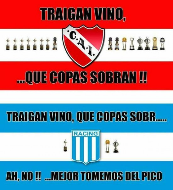 #Independiente