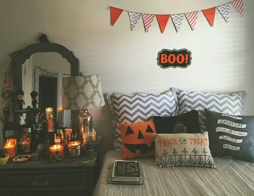 Adornos y Decoraciones de Halloween