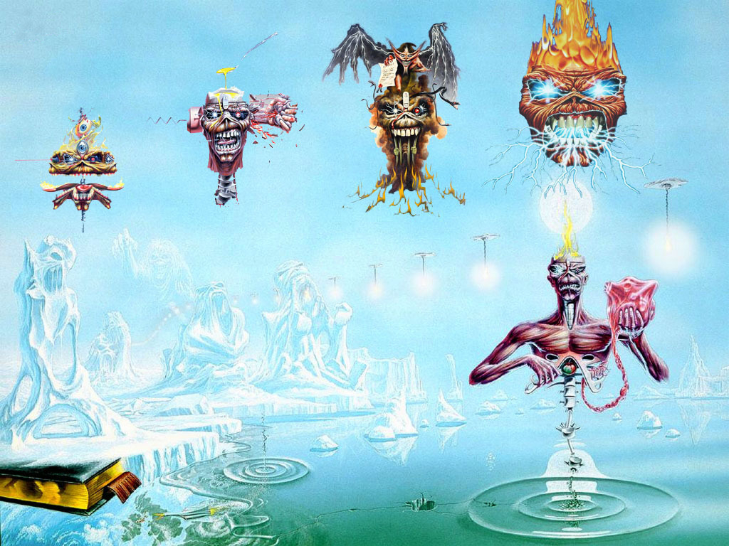 "Traducción Album ""Seventh Son of a Seventh Son"" -Iron Maiden"