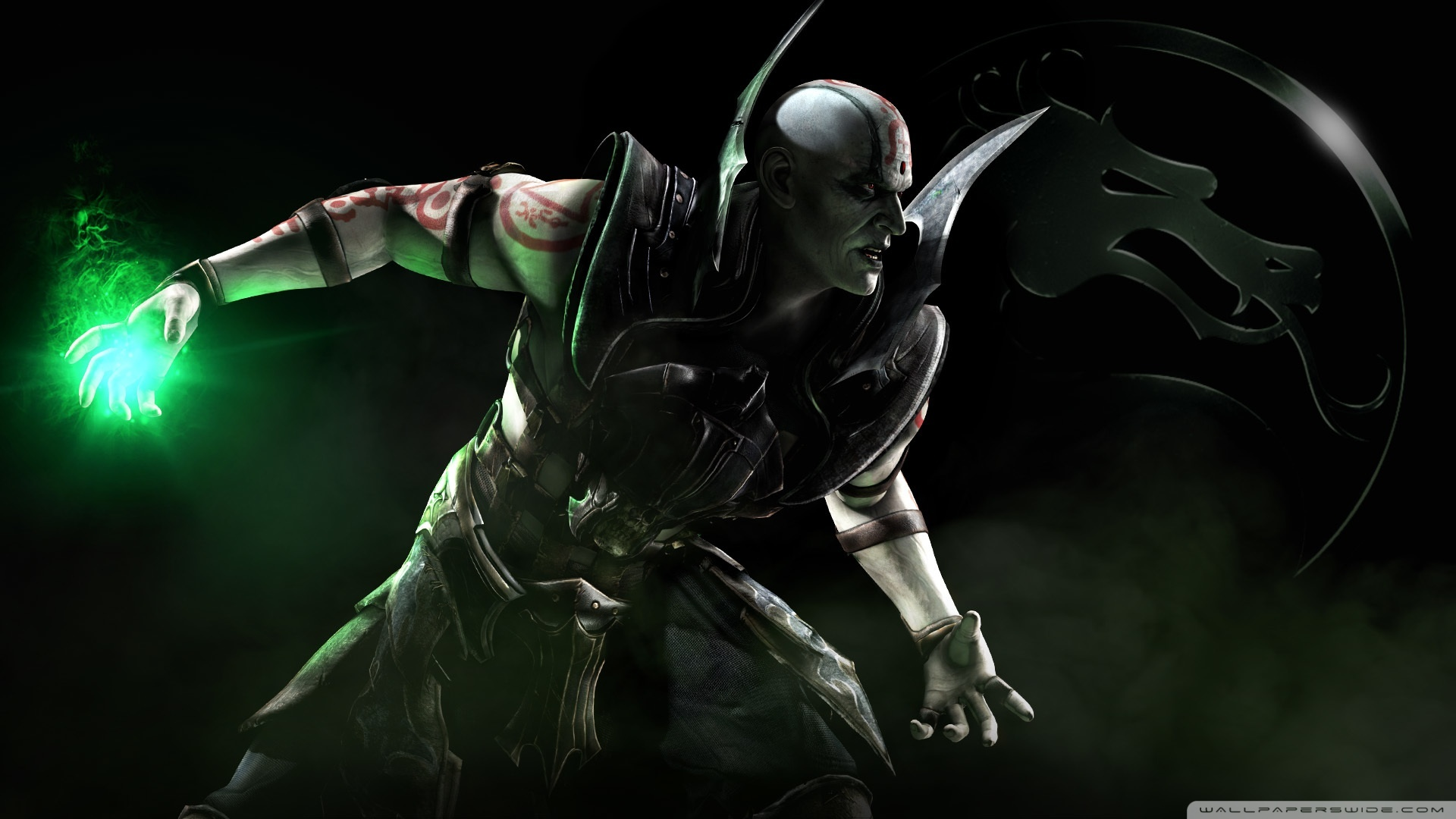 Algunas Wallpapers de Mortal Kombat