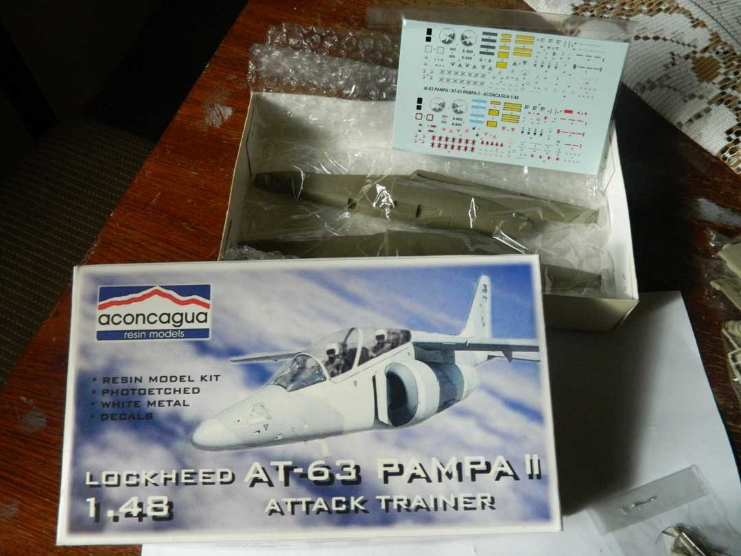 [mod] AT 63 Pampa II Attack Trainer 1/48 – Aconcagua