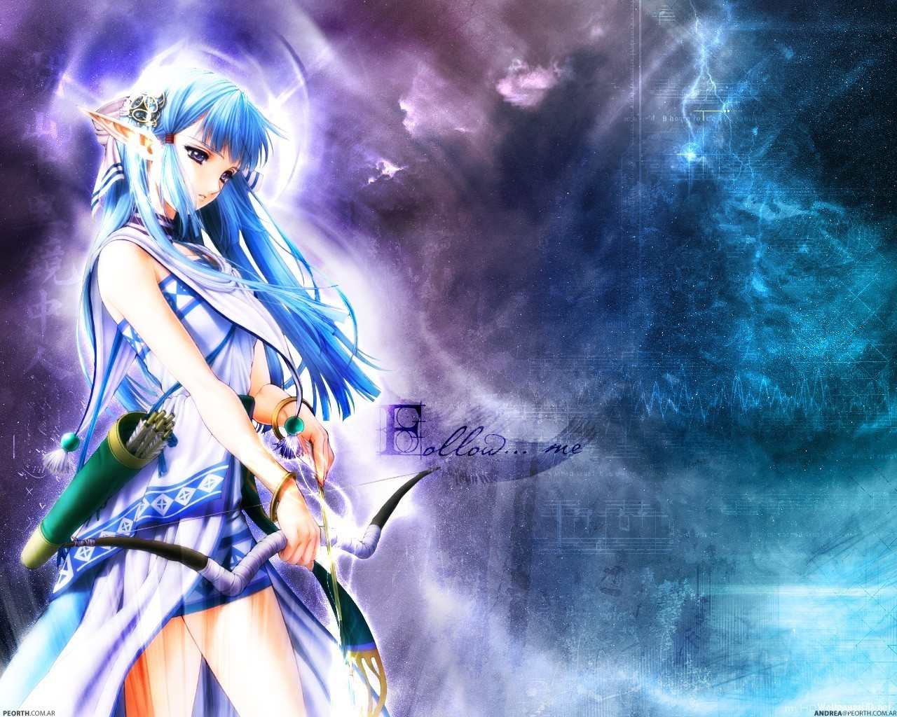 Cincuenta Anime Wallpapers (parte dos)