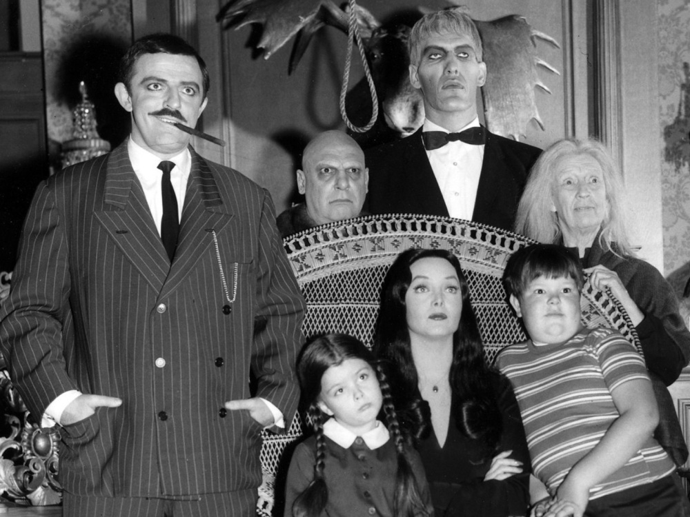 Are The Kids In The Addams Family Show