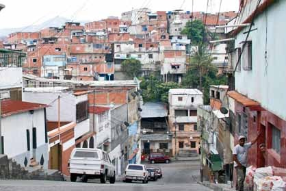 barrios pobres