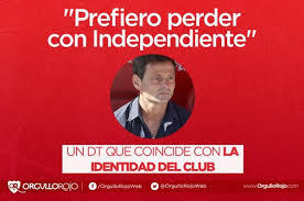 Hagamos top a Independiente
