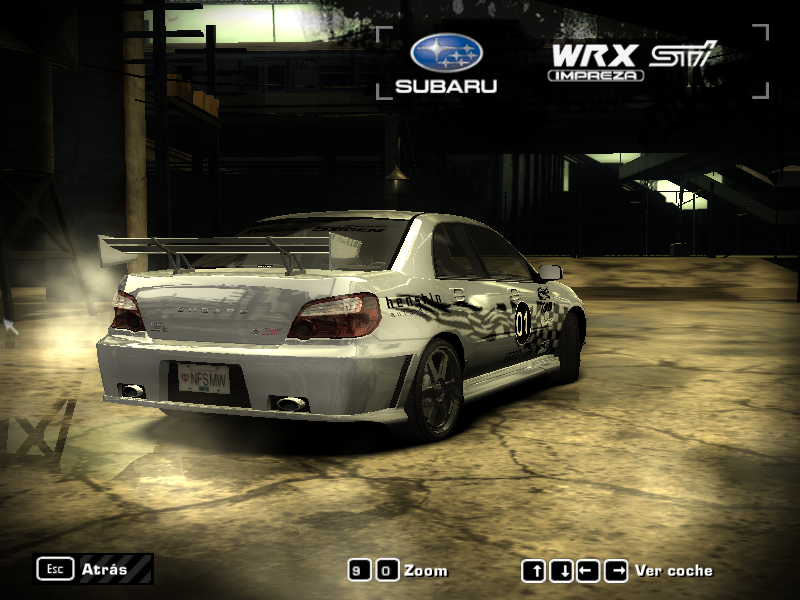 Need for Speed: Most Wanted - Mis Autos