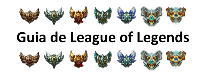 GUIA League Of Legends - De bronce a Diamante.