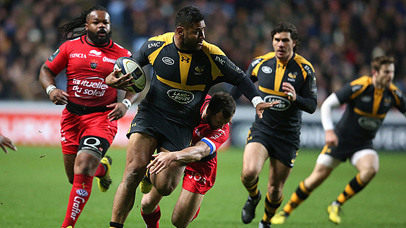 Champions Cup Rugby (2.J)