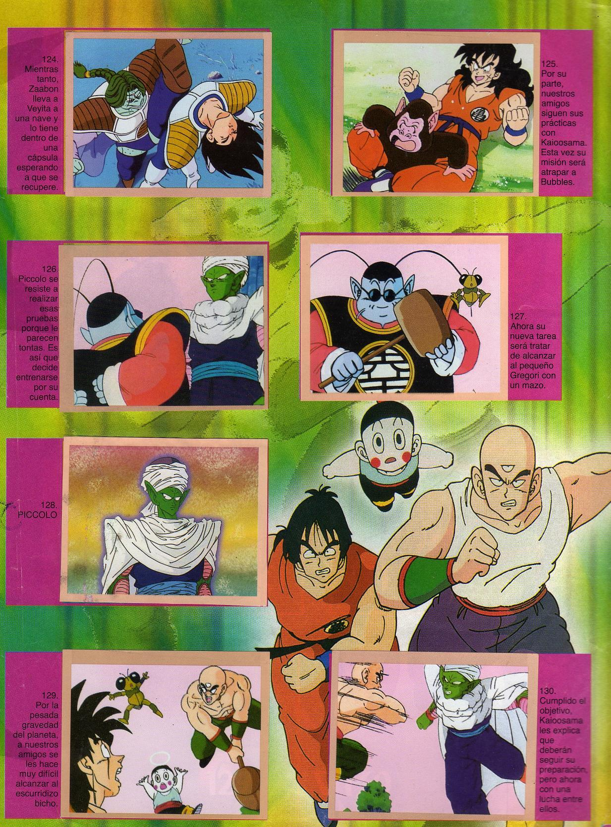 dragon ball z album